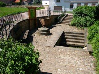 Kneipp-Becken Hoppbrunnen