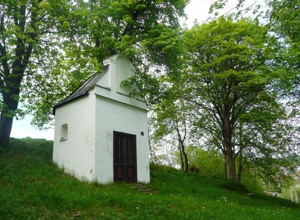 Kaple Hory Olivetské v Kašperských Horách