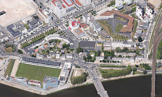 Vue Quartier Gare-Sud