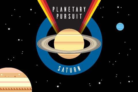 Planetary Pursuit: Saturn