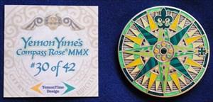 Compass Rose 2010 Yemon Yime