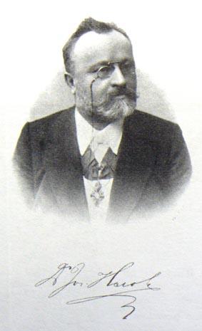 Josef HEROLD - starosta Vr�ovic