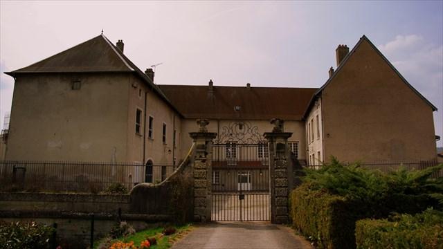 Le château de Tonnoy