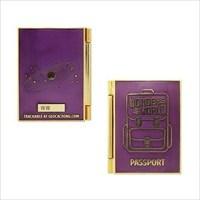 Natural & Solar System Passport Geocoin