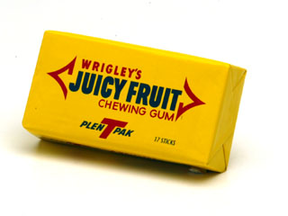 juicy fruit song california state fruit