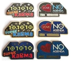 10 10 10 super karma geocoin
