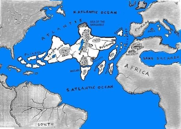 Resultado de imagem para fotos atlantida