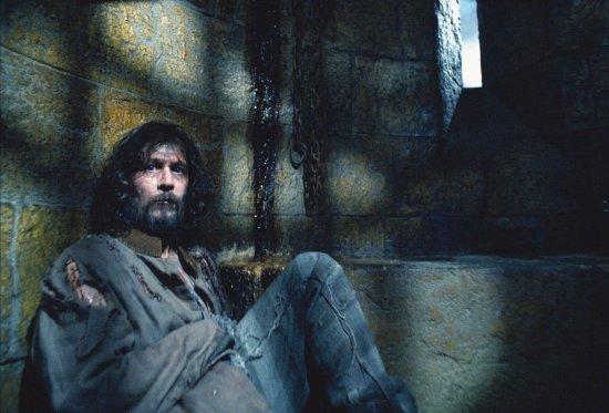 Sirius à Azkaban