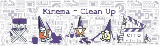 Kinema - Clean Up