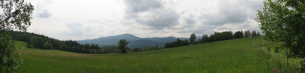 Panorama Bobíka