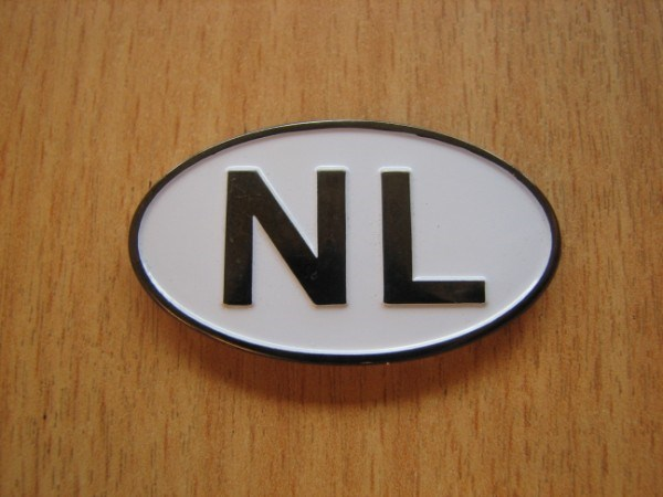 NL Geocoin - front