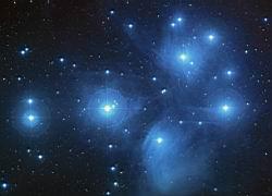 M45 - Plejady