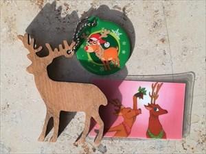 Santa's Reindeer CUPID