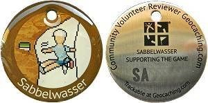 Sabbelwasser - Volunteer Reviewer Tag