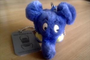 Der kleine blaue Elefant