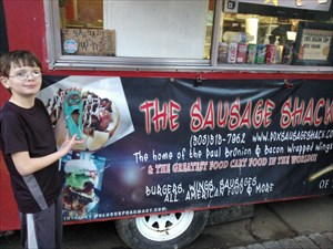 The Sausage Shack