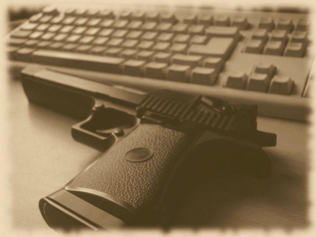 computer crime ;)