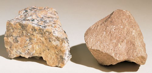 Granite Vs Basalt : Gc yqj three types of rock one spot bc edition