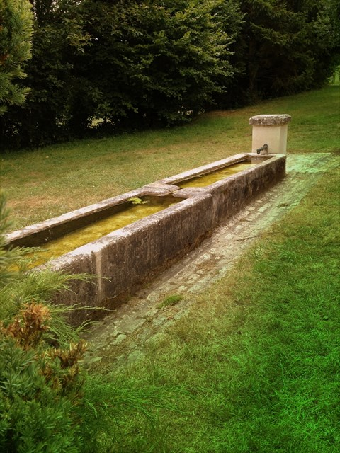 La fontaine Saint-Blaise