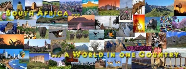 South Africa - a World in one Country
