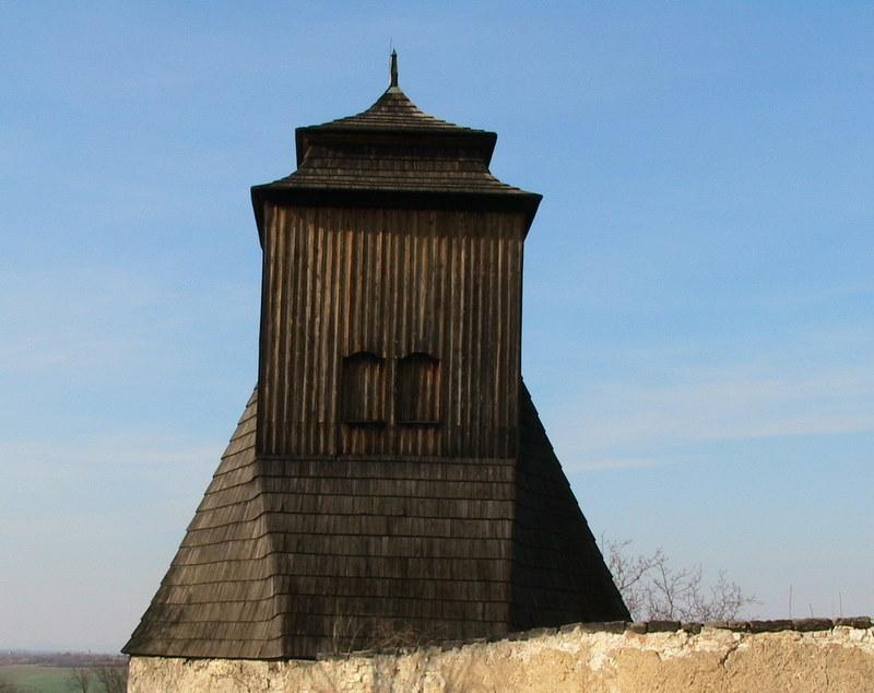 Soucasna podoba zvonice
