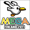 MEGA Finland 2011: Geocaching in Tampere