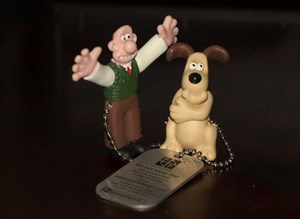 Wallace & Gromit Ready To Track down Feathers