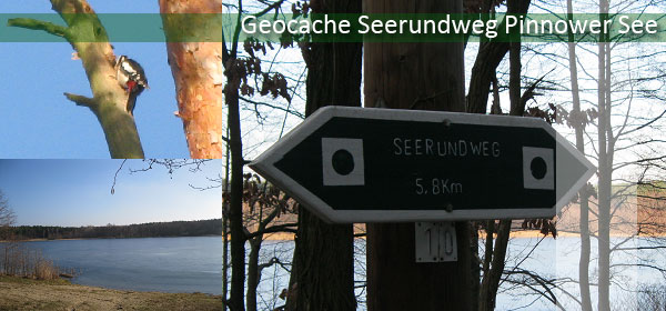 Geocache Seerundweg Pastlingsee