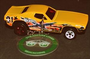 1970 Dodge Challenger Racer