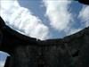 O céu lá dentro