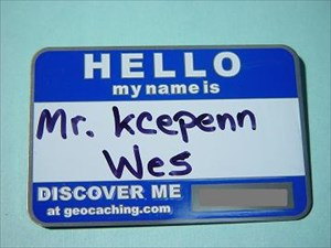 Mr Kcepenn Nametag TB