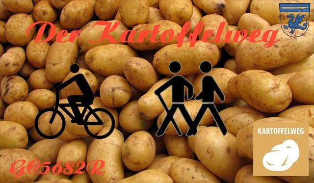 Wanderwege in und um Munster 2 Kartoffelweg