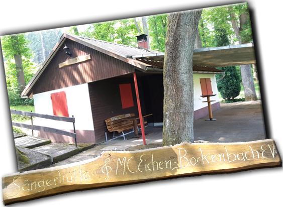 Die Sängerhütte