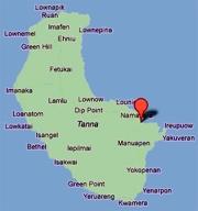 GCABH Sulphur Bay Hot Springs Tanna Earthcache In Vanuatu - Where is vanuatu located