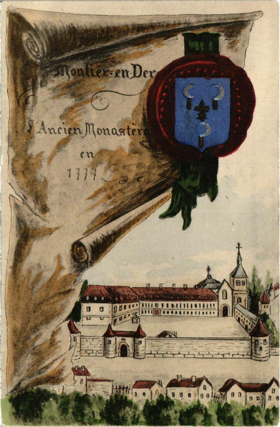 Abbatiale 1777