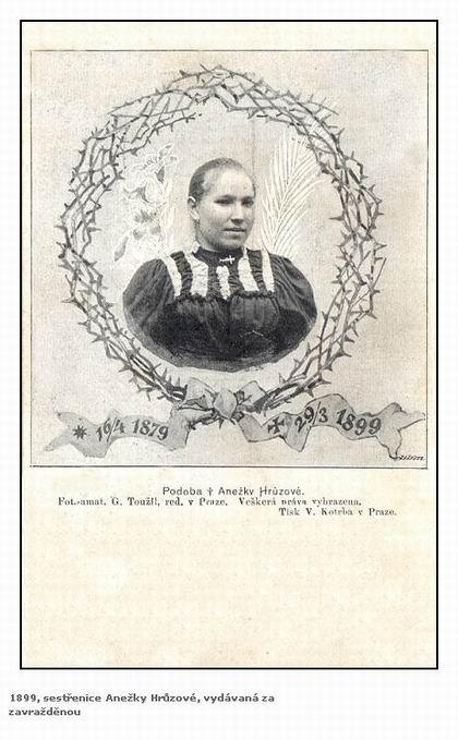 udajne Anezka Hruzova