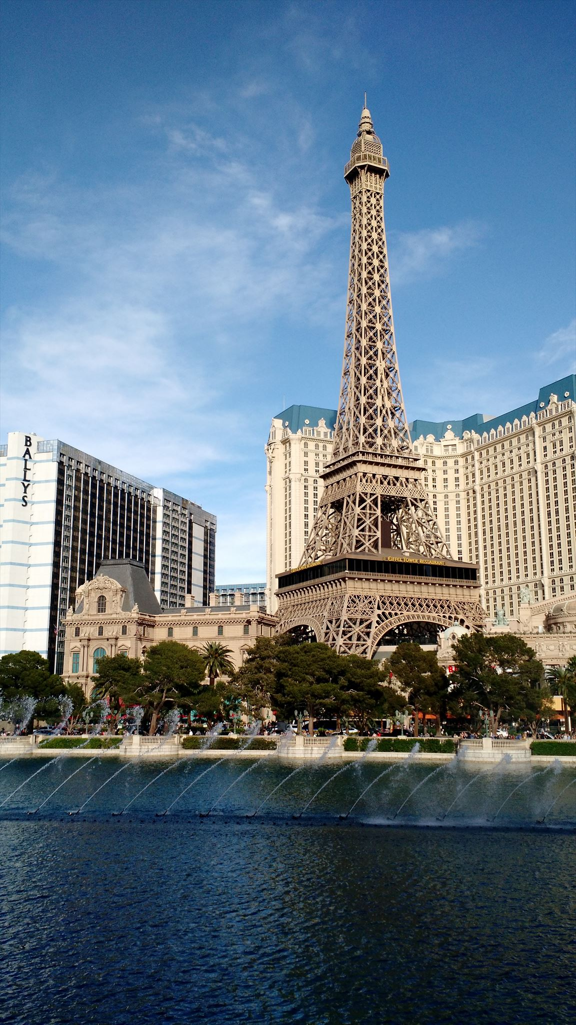 GC9D67 Eiffel Tower Virtual Cache in Nevada United States