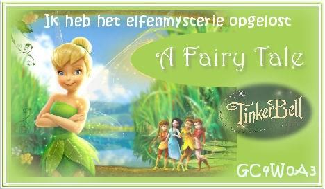 A Fairy Tale BONUS: Tinkerbell