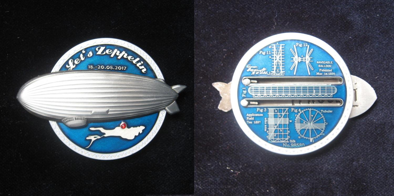LZ 120 'Hindenburg'