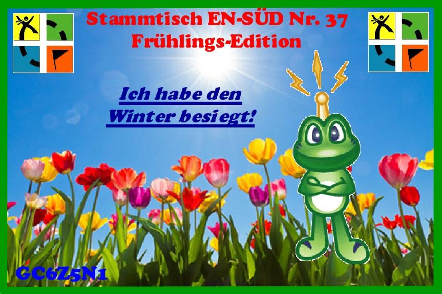 Stammtisch EN-SUED und Umgebung (37) – Frühlings Edition