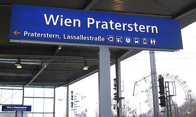 Bahnhof Wien Nord - Praterstern