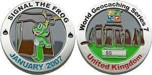Signal Geocoin - Jan 07