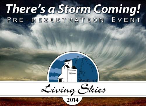 Living Skies 2014 Pre-Registration Event