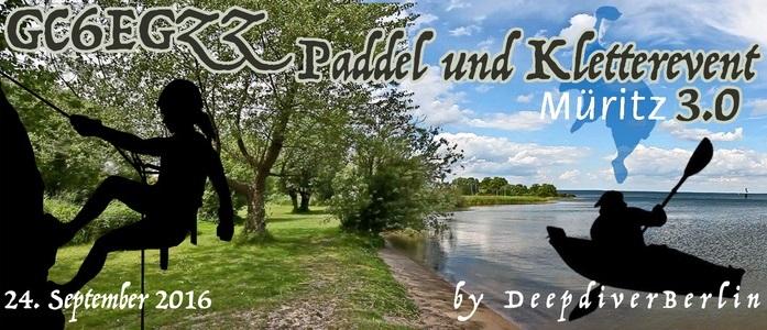 Paddel-Kletterevent 3.0