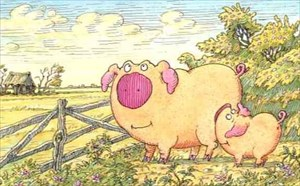 Piggeldy und Frederick