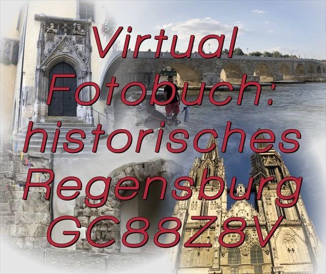 Virtual Fotobuch: historisches Regensburg GC88Z8V
