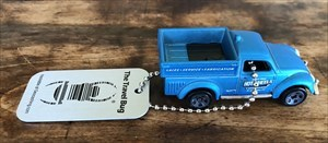 Amy's VW Beetle truck Trackable