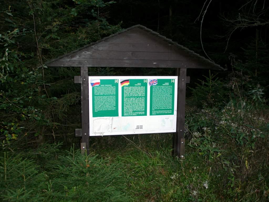 Informacni panel