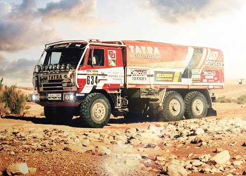 Rallye Tišnov – Dakar