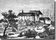 Pruhonický zámek - r.1881